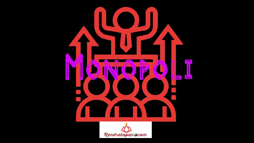 Perdagangan Monopoli Persaingan Usaha-Hukum Positif Indonesia