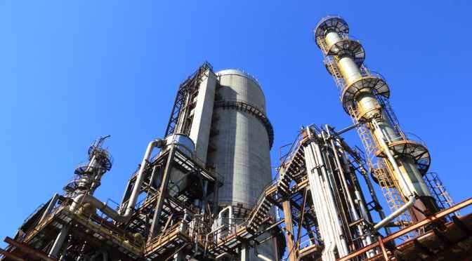 Kegiatan Usaha Minyak dan Gas Bumi Menurut Undang-Undang Nomor 22 Tahun 2001