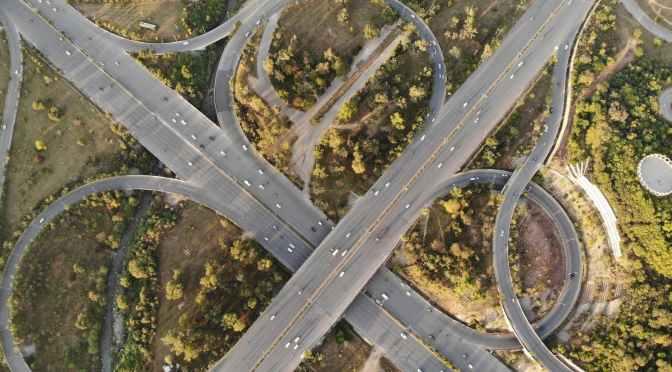 Penataan Jaringan Lalu Lintas dan Angkutan Jalan