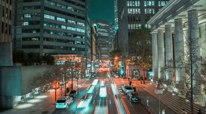 Penyelenggaraan Lalu Lintas dan Angkutan Jalan