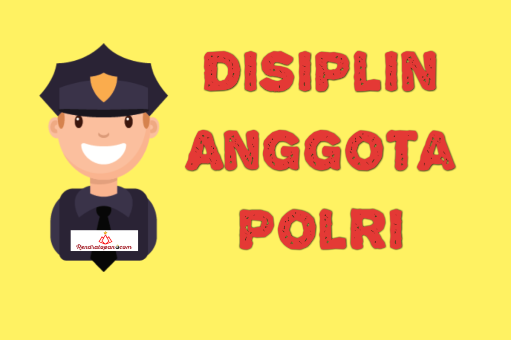 polisi, POLRI, hukuman